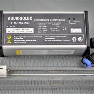 Rota-Aquariolux Amalgam Tauch UVC
